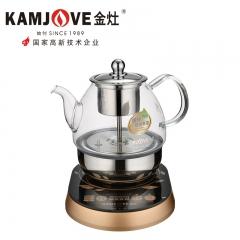 KAMJOVE/金灶 A-99全自动黑茶煮茶器电茶壶玻璃电水壶普洱养生壶 245*230*180*2