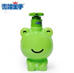 青蛙王子 儿童倍润洗手液 便携泡沫温和天然小孩洗护用品 320ml*2瓶 清洁保湿