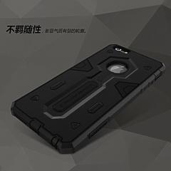 耐尔金 iphone6 plus手机套 苹果6s plus 5.5寸保护套 悍将二系列 炫黑 iph