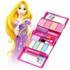迪士尼儿童化妆品公主彩妆盒套装女孩玩具过家家玩具生日礼物正品 梦幻公主粉盒