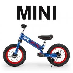 RASTAR/星辉 宝马MINI儿童平衡车宝宝滑行自行车男孩女孩踏行童车 闪电蓝 3-5岁
