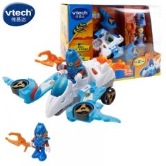 伟易达战神系列翼龙169818儿童男孩恐龙变形玩具变形恐龙vtech机 翼龙 3周岁以上