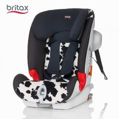 宝得适britax儿童安全座椅汽车用isofix0-9月-12岁宝婴儿百变骑士 小奶牛 百变骑士 P